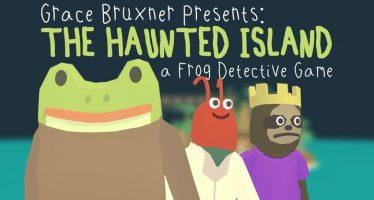 frog detective