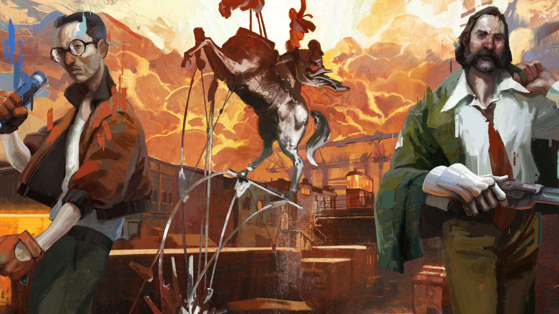 Localizing Disco Elysium for China: what can go wrong? - Game ...