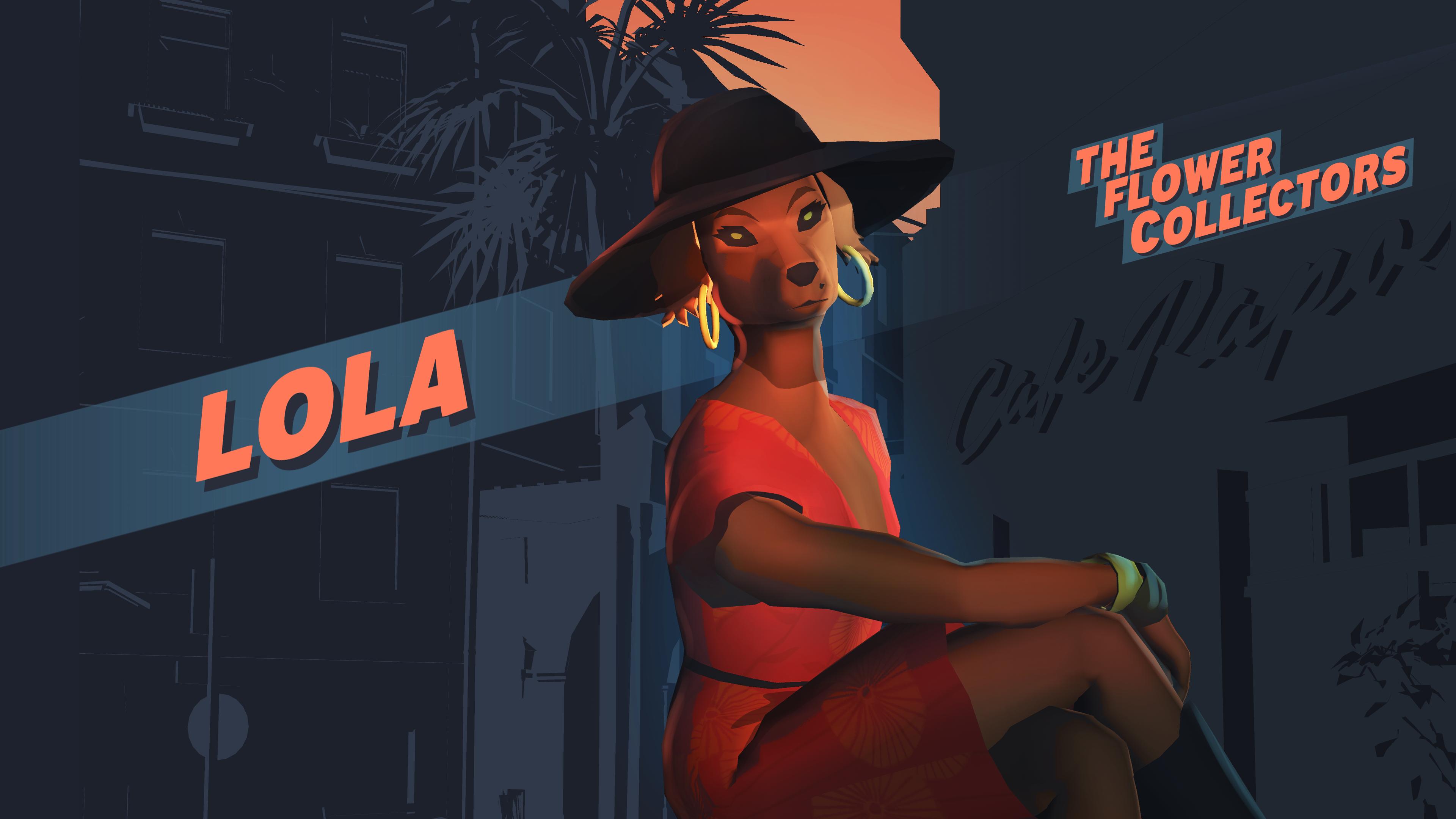 TheFlowerCollectors_Lola